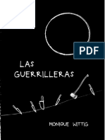 Las Guerrilleras - Monique Wittig