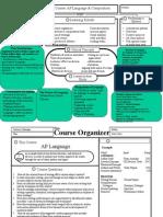 ap language course organizer 2015
