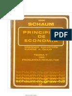 Principios de Economia (Serie Schaum - Salvatore)