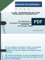 Ecuador 2015 Prospectiva Metodologia Prospectiva