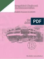 Examen de Admision UNH 2015-II