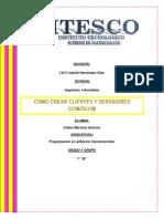 Investigacion Cliente-servidor DCOM Y COM