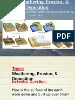 erosion and deposition 2015-2016 v3