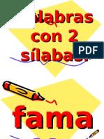 Palabras 2 Silabas(1)