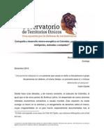 Cartografa y Desarrollo Minero Energtico en Colombia Ote Nicols Vargas 12 012