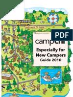 Jcc Camp Chi New Camper Booklet