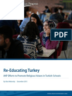 Re-Educating Turkey