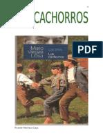 Analisis literario Los Cachorros.docx