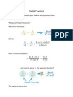 49  partial fractions