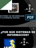 Sistemas de Informacion y La Empresa Digital