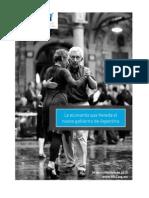 La economía que hereda el nuevo gobierno de Argentina