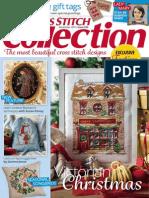 Cross Stitch Collection - December 2015