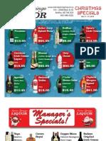 Christmas Flyer Dec 11 - Dec 31 , 2015