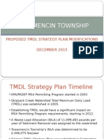 Towamencin Stormwater Plan