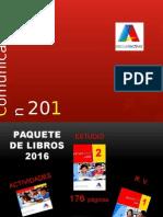 CAPACITACIÓN ESCUELA ACTIVA - LIBROS DE COMUNICACIÓN Com - Cap Truj 2015 Imprimir