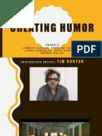 creating humor  2