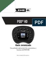 POD HD Advanced Guide v2.10 - Spanish ( Rev a )