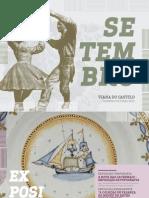 Agenda Cultural de Setembro 2015
