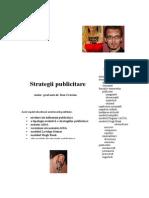 Tema 6 Strategii Publicitare