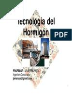01.- Introduccion y Caracteristicas Del Hormigon Javier