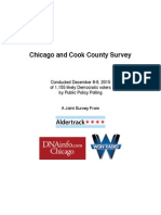 Cook County Poll Results