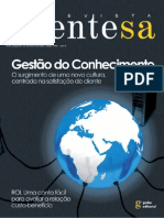 Especial Knowledge - Parte Integrante da Revista ClienteSA - ed91 - Março 10