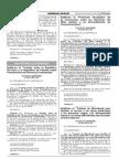 Ratifican El Protocolo Facultativo de La Convencion Sobre l Decreto Supremo n 068 2015 Re 1320215 2