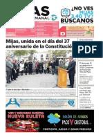 Mijas Semanal nº664 Del 11 al 17 de diciembre de 2015