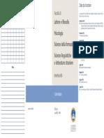 Psicologia-calendario Accademico 2013