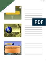 La Cartografia y Los Sistemas de Proyeccion Cartografica1