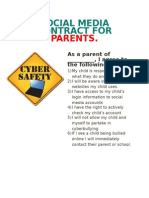 social media contract for parents2