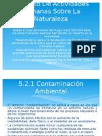 5.2 Desarrollo Sustentable