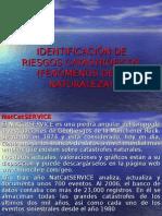 04_Identificación de Riesgos Catastróficos