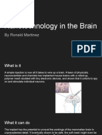 nanotechnology in the brain