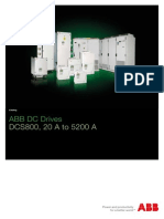 3ADW000192R0701 DCS800 Technical Catalog e g