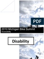 How to Make Your Bicycle Tour More Accessible