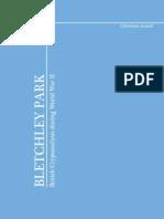 Bletchley Park British cryptanalysis during World War II