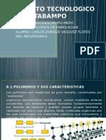 Unidad 8 Procesos en Polimero