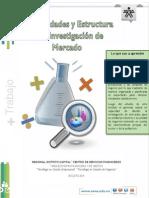 Material de Apoyo. Generalidades y Estructura de La Investigación de Mercado