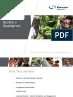 nutrition in development tahiya
