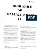 Biography of Elijah Shaw II by Jeanette Shaw Greenwell