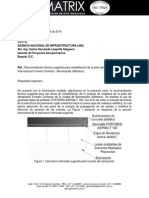 Informe Diseño Geomatrix Aerop BAQ