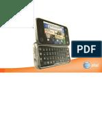 ATT Motorola Android Backflip Manual