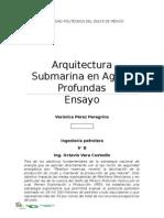 Arquitectura Submarina en Aguas Profundas