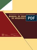 Manual de Organização de Arquivos Pessoais