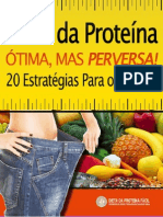 Manual Introdução Dieta da Proteína