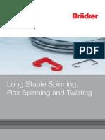 Bracker Longstaple Manual Screen