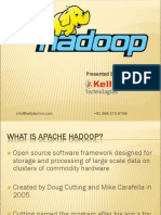 Hadoop Training in Hyderabad @ Kellytechnologies