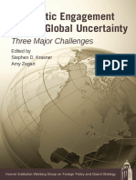 Pragmatic Engagement Amidst Global Uncertainty