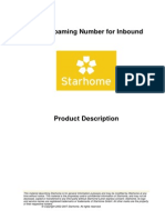 LRN for Inbound Product Description V500